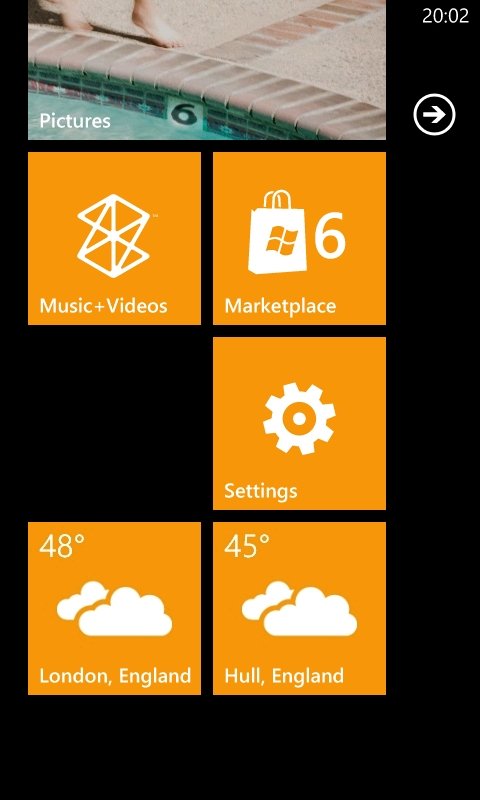 Microsoft Weather