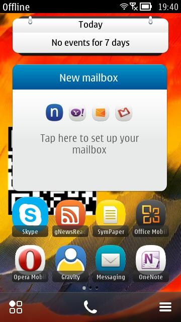 QR Symbian