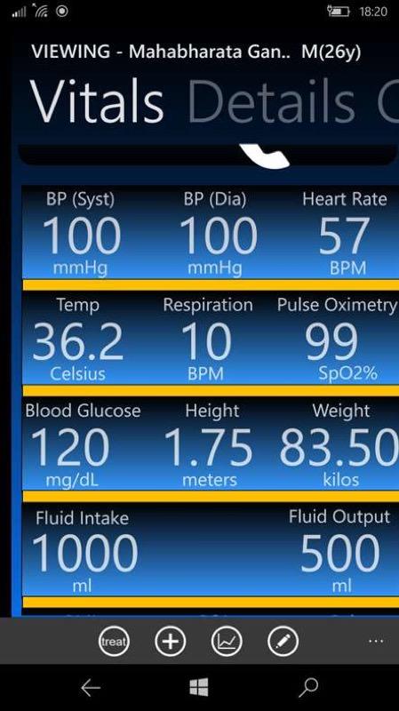 AAA Medical screenshot