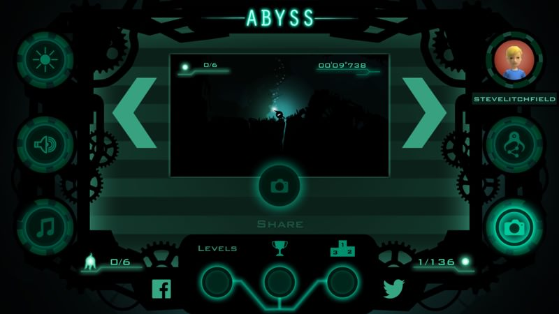 Screenshot, Abyss