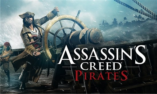Assassin's Creed Pirates on Windows Phone