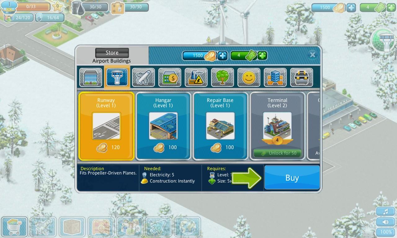 Screenshot, Airport City
