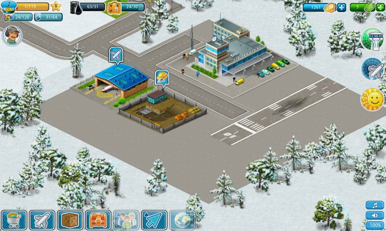 Screenshot, Airport City