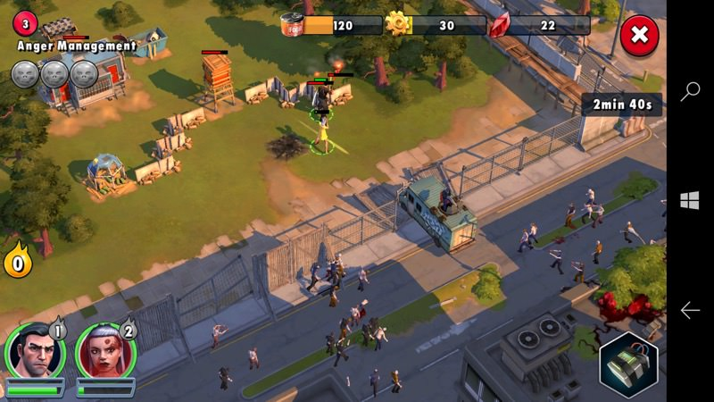 Zombie Anarchy screenshot