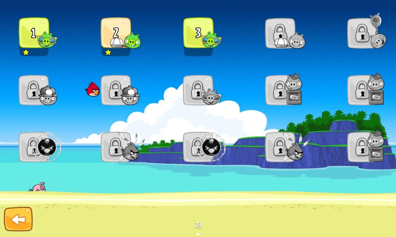 Screenshot, Angry Birds