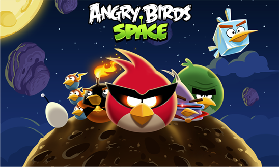 Screenshot, Angry Birds