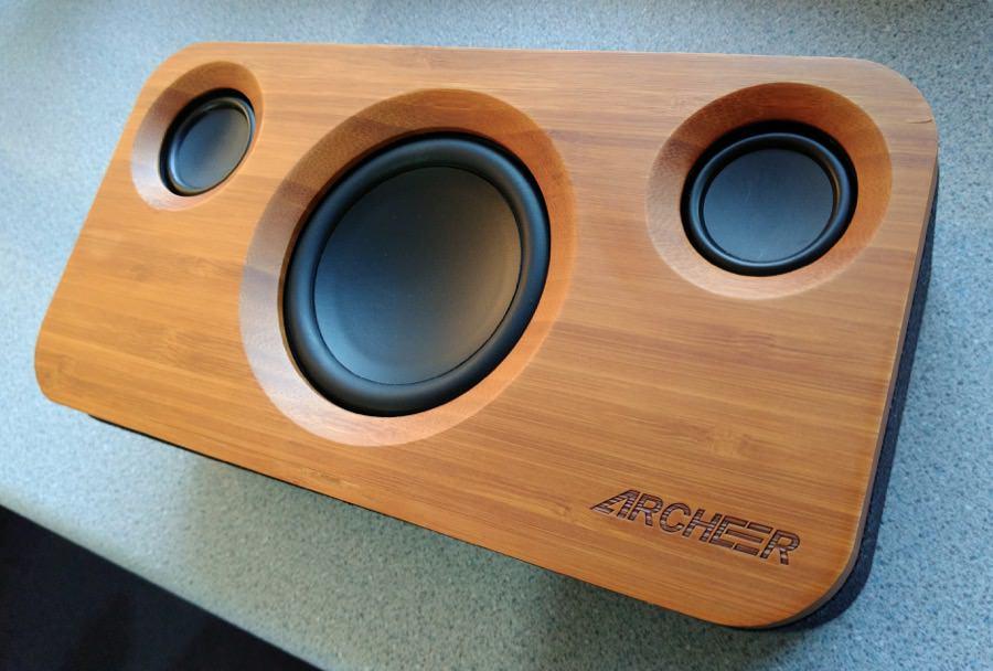 Archeer A320 speaker