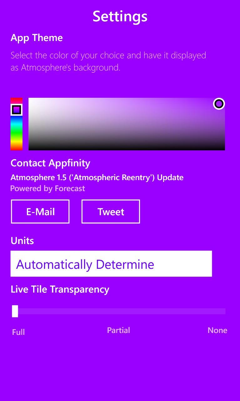 Screenshot, Atmosphere