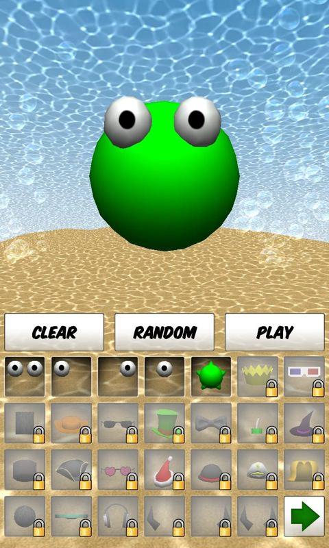 Bubble Blast 3D screenshot