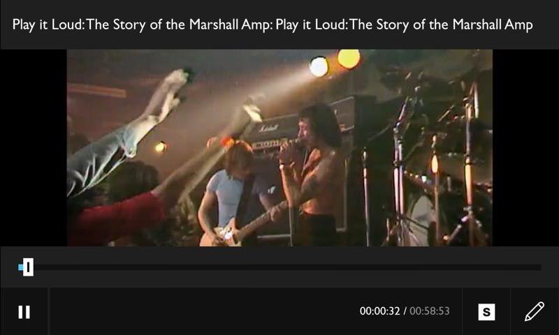 Screenshot, BBC Store