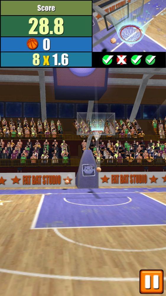 Basketball Tournament screenshot
