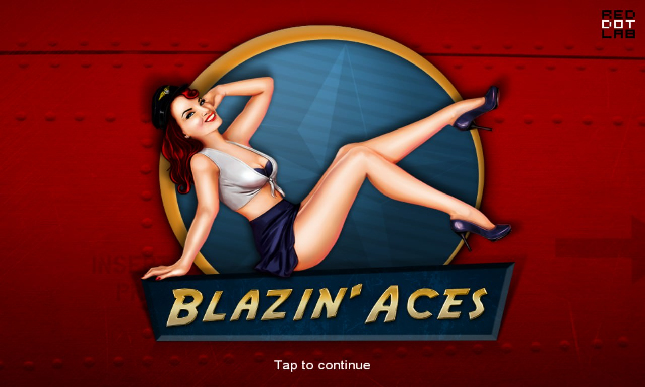 Screenshot, Blazin Aces