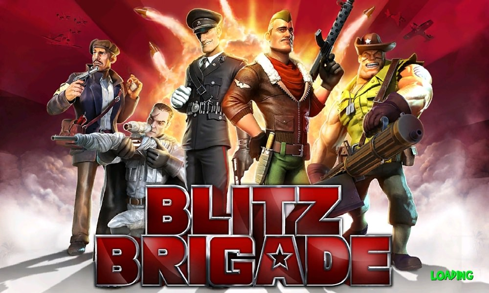 Screenshot, Blitz Brigade