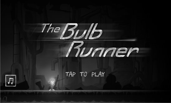 The Bulb Runner screenshot