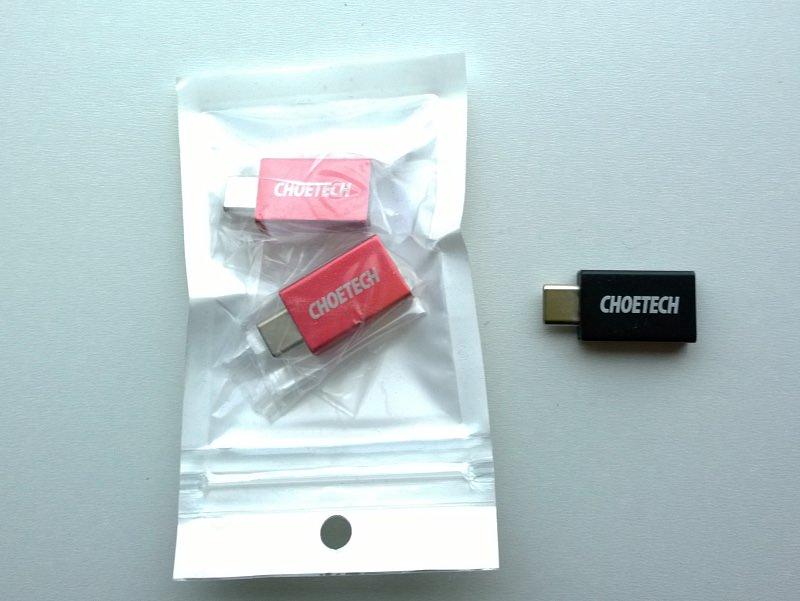 Choetech Type C adapter