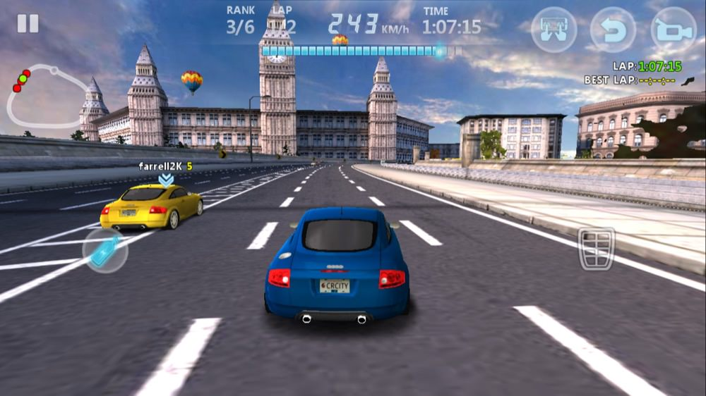 3 real racing games