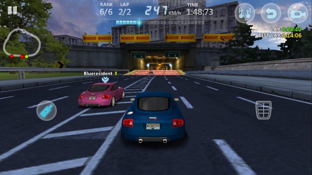 City Racing 3D screenshot