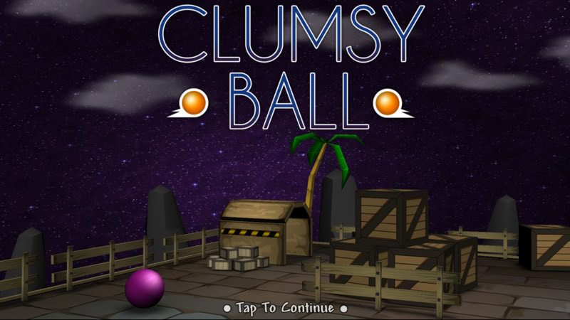 Screenshot, Clumsy Ball