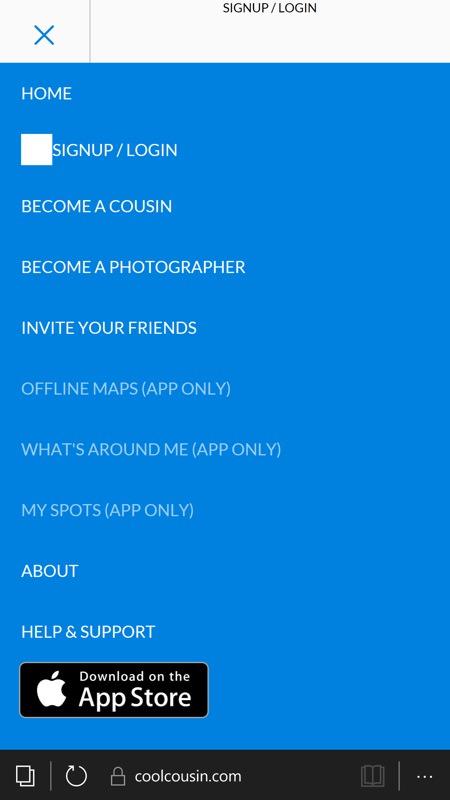 Screenshot, Cool Cousin