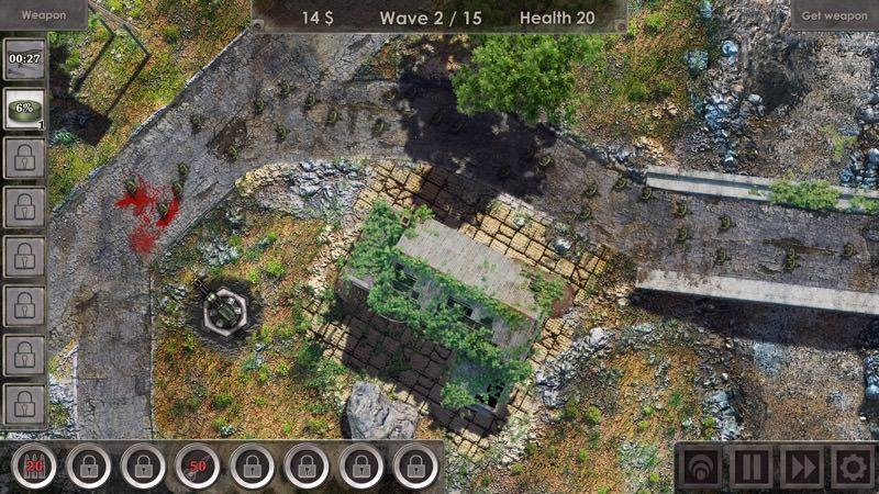 Screenshot, Defense Zone 3 Ultra HD