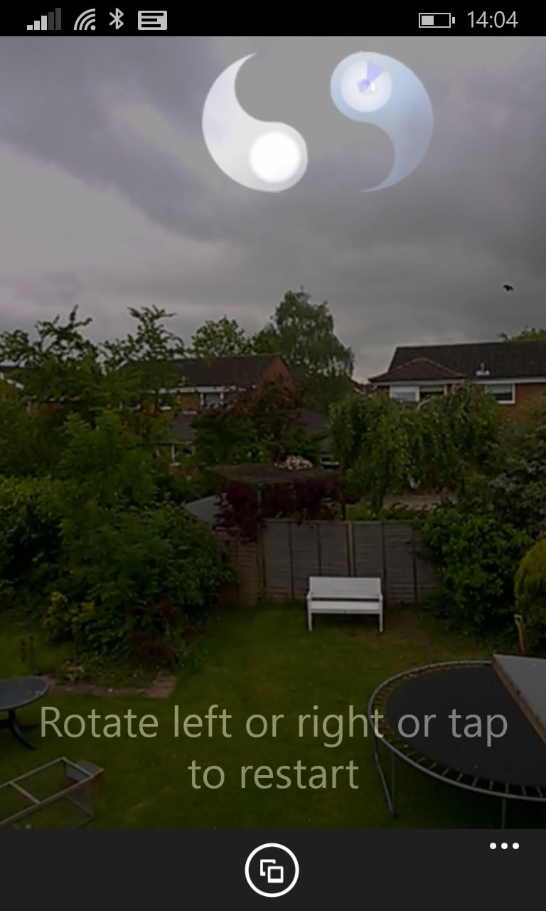 DMD Panorama arrives on Windows Phone, but problematic