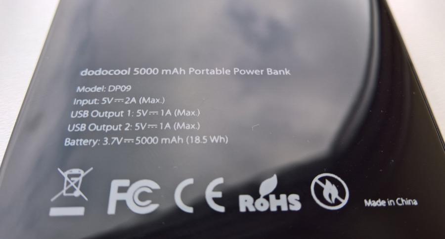 dodocool power bank