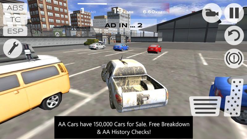 Extreme Car Driving Simulator 3D screenshot