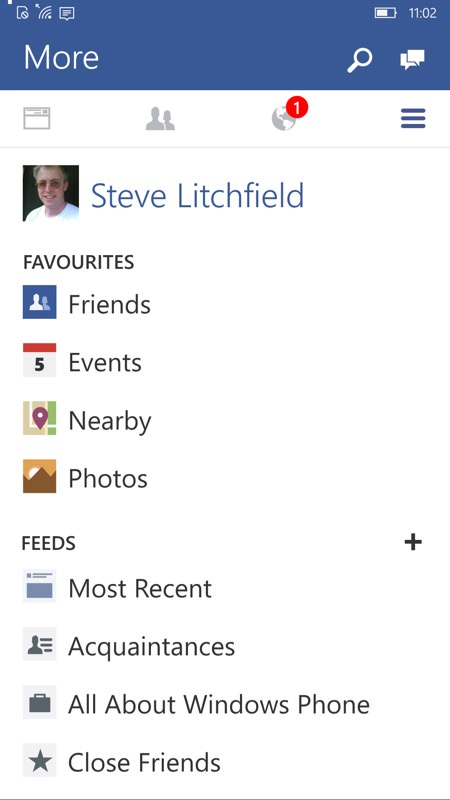 Screenshot, Facebook