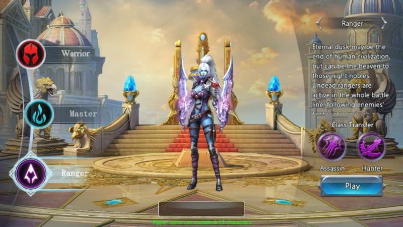 Screenshot, Fallensouls2:Eternal War UWP