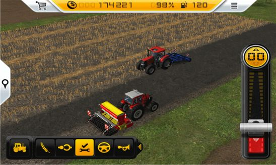 Screenshot, Farming Simulator 14