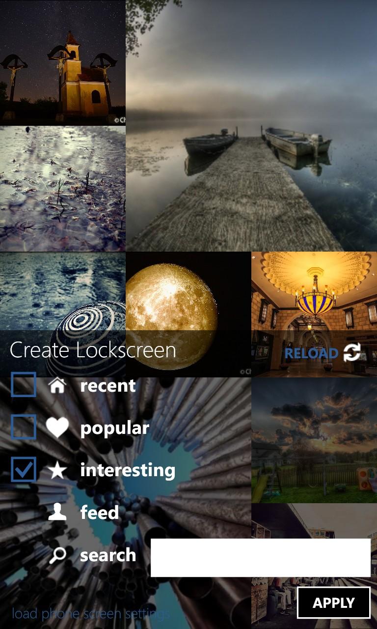 Screenshot, Fhotoroom