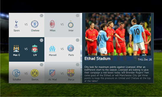 Screenshot, FIFA 14