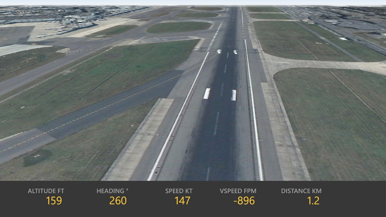 Flightradar24 gets free trial still jaw dropping