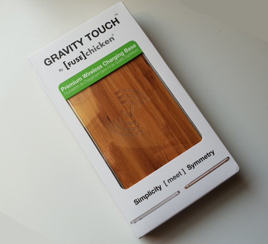 Gravity Touch