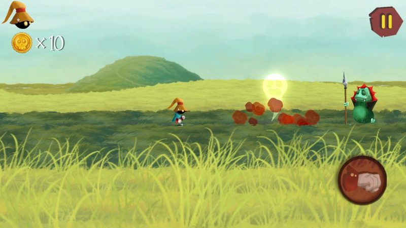 Grimbo game screenshot