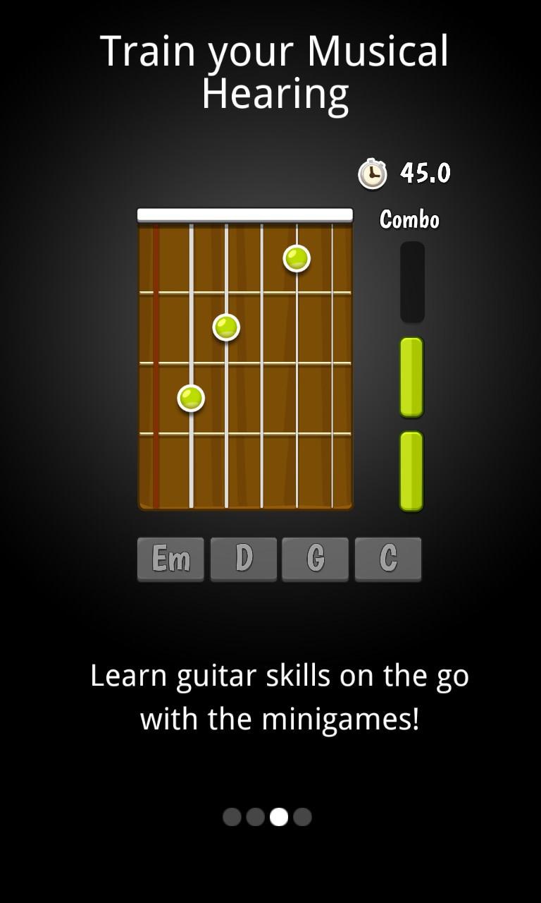 Screenshot, Guitar Tuna