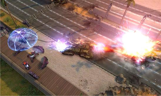 Halo screenshot