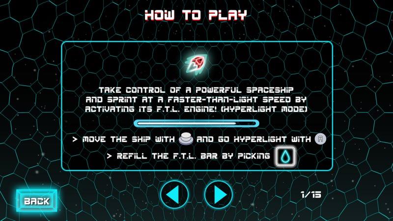 Screenshot, Hyperlight EX