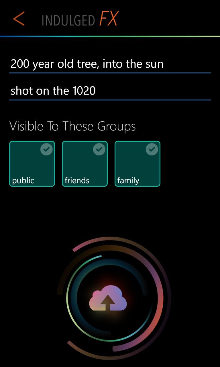 Indulged screenshot