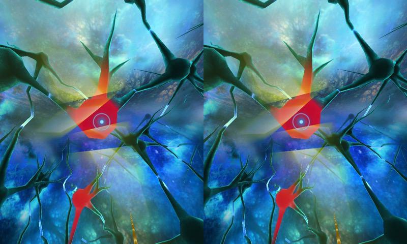 Screenshot, In Mind VR