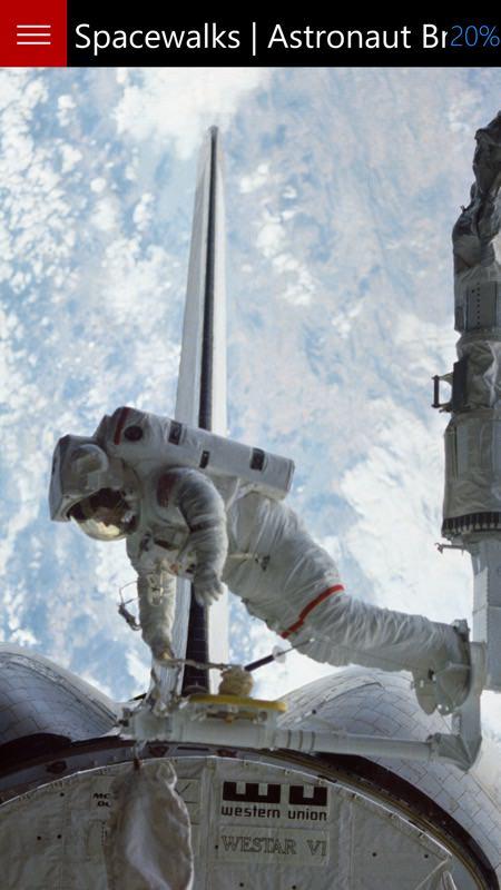 ISS Finder UWP screenshots