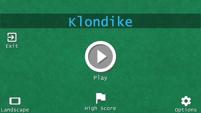 Screenshot Klondike: Solitaire Classic