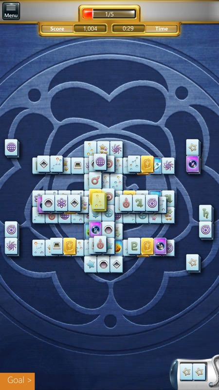 Screenshot, MahJong