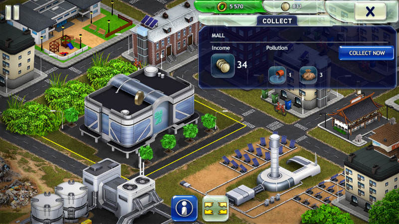 Screenshot, Modern Mayor