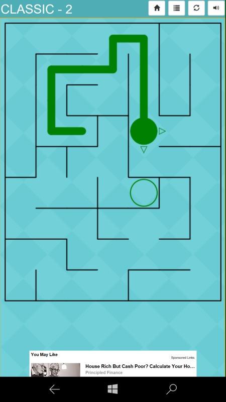 Mazes Puzzles UWP