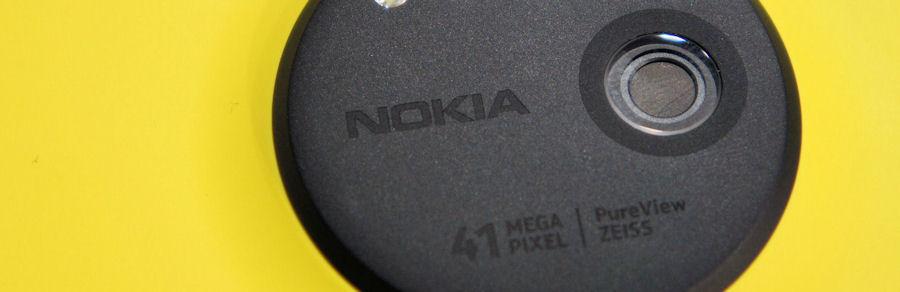 Lumia 1020 detail