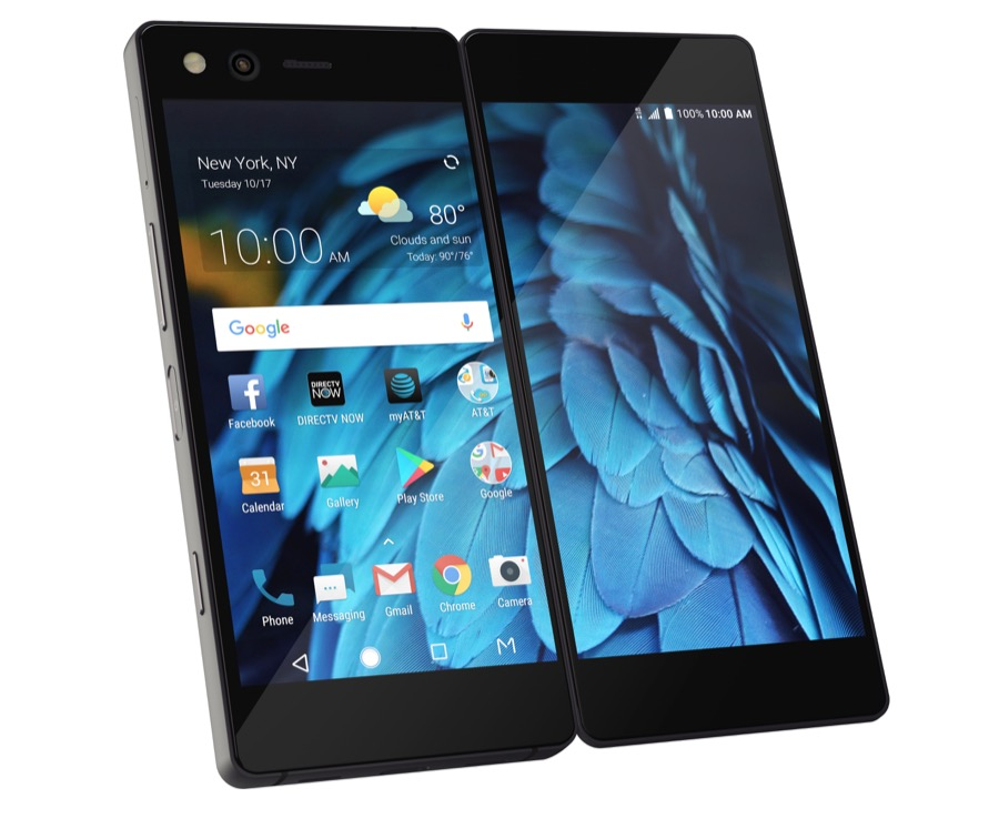Not Surface Mobile, but the first folding phablet?