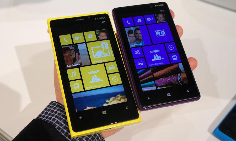 Nokia Lumia WP8