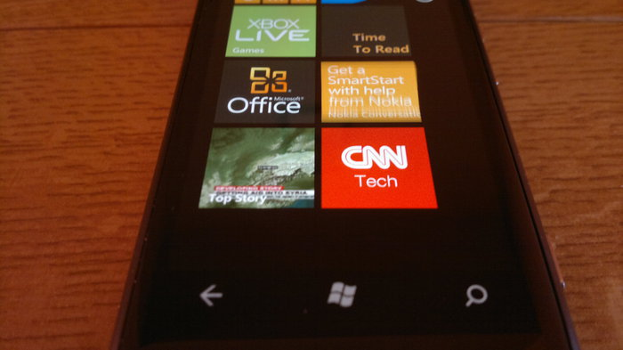 CNN on Lumia