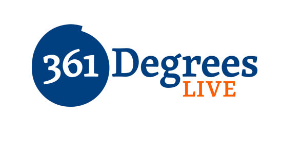 361 Degrees Live